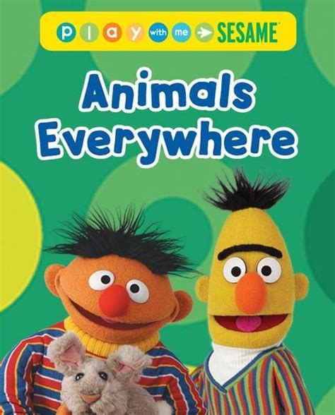 play   sesame animals  arabic multilingual books