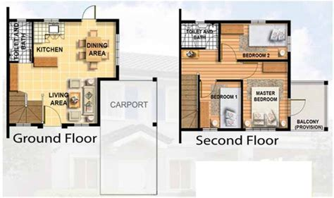 camella homes design with floor plan camella carcar can asujan car car city cebu cebu