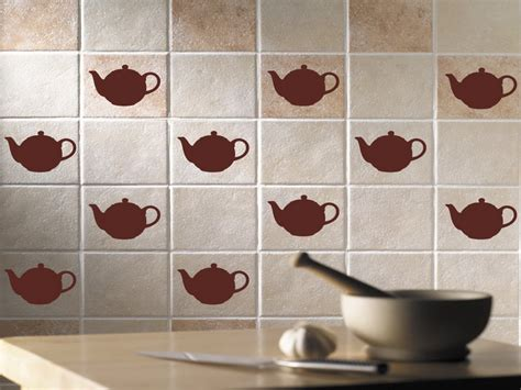 Tile Stickers For Kitchen by Kitchen Decorative Kitchen Tile Decals Ideas Wall Tile