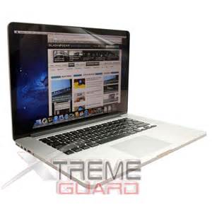 Screen Guard Macbook Pro Retina 15 xtremeguard lcd screen protector shield for apple macbook