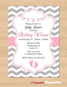free printable chevron baby shower invitations theruntime