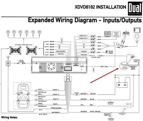dual radio wiring diagram wiring diagram and schematic