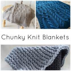 10 quick cozy chunky knit blanket patterns on craftsy