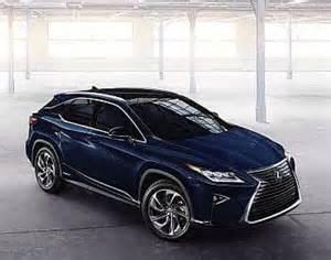 Toyota Lexus Suv 2016 Lexus Rx 450h Specs Release Date Price Redesign Mpg