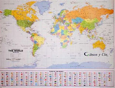 promotional wall maps map stop top maps