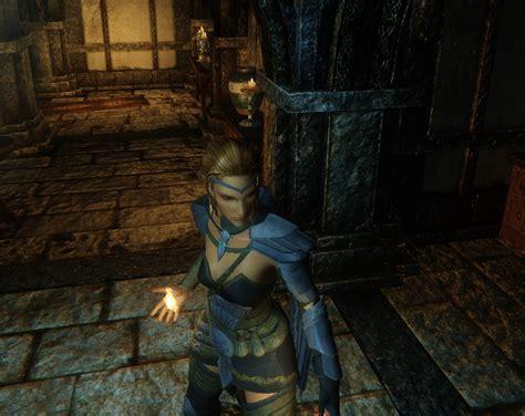 brand new stalhrim armor for uunp hdt at skyrim nexus mods and hdt skyrim armor eso altmer armor bodyslide hdt at skyrim