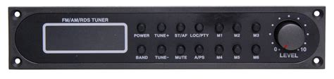 Tuner Suits by Redback Am Fm Module To Suit Jdm Ta1000 4 Zone Mixer
