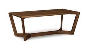 Modern Table Design walnut coffee tables mscape modern interiors