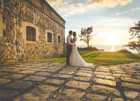 Polhawn Fort wedding venue in Cornwall   We Are Cornwall
