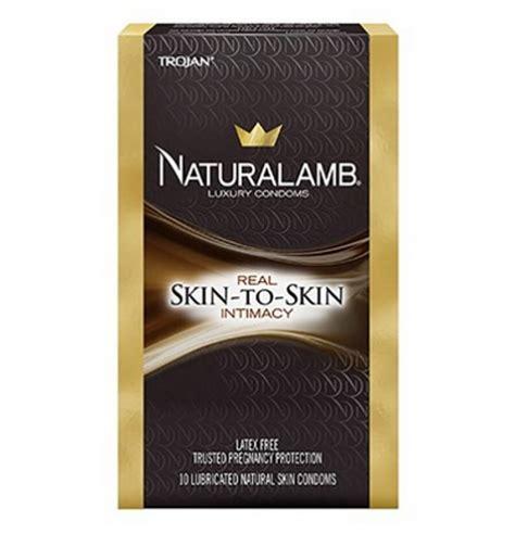 most comfortable condoms adultshk trojan naturalamb luxury condoms 3 pack