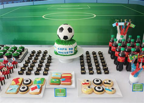 soccer theme decorations kara s ideas world cup soccer themed birthday