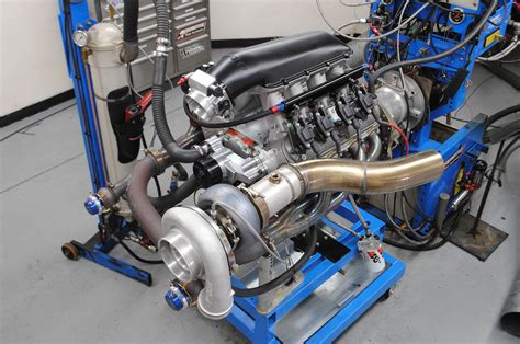 Make 1 000 Hp With An Lsx Crate Engine And A 76mm