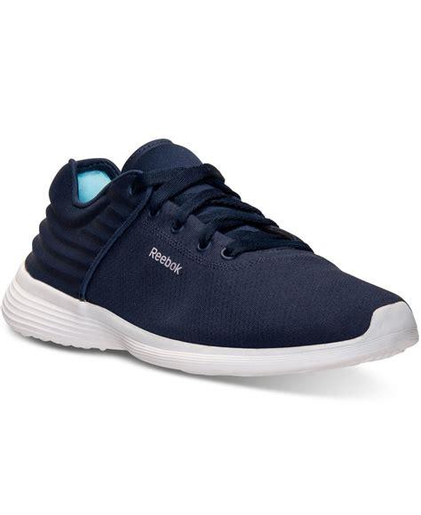 s reebok sneakers lyst reebok s skyscape fuse walking sneakers from