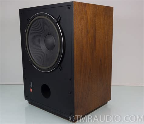 Speaker Sub Jbl Jbl B360 Vintage Passive Subwoofer The Room