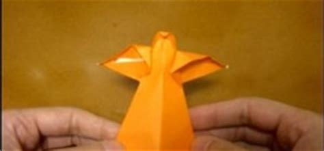 Origami Crane For Dummies - how to fold an origami from phone