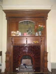 bricks brass edwardian fireplaces