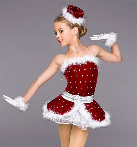 christmas attire for dance contest quot santa s helper quot costume set style number th3012c number