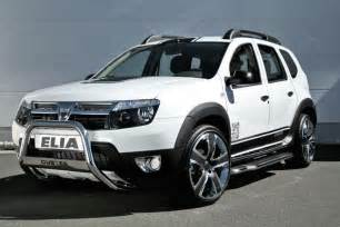 Renault Duster Elia Dacia Duster Gets Stormtrooper Makeover From Tuner Elia