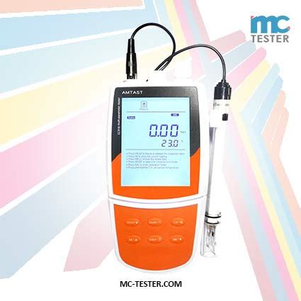 Alat Ukur Ph Air alat ukur ph meter air multifungsi 10 in 1 merk amtast