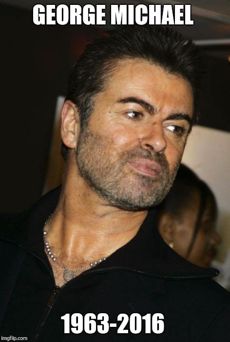 george michael imgflip