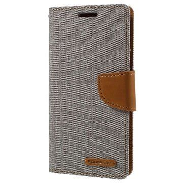 Dompet Wallet Canvas Diary 360 Protection For Samsung Grand 1 samsung galaxy s7 mercury goospery canvas diary wallet