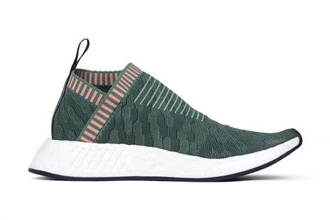 Adidas Nmd Cs 2 Premium Quality adidas nmd cs2 trace green by8781 sneaker bar detroit
