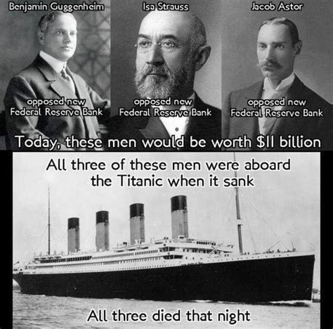 who owns jpmorgan bank did jp sink the titanic to remove rivals form the