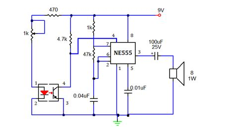 resistor detector circuit gt circuits gt smoke detector using 555 timer l47776 next gr