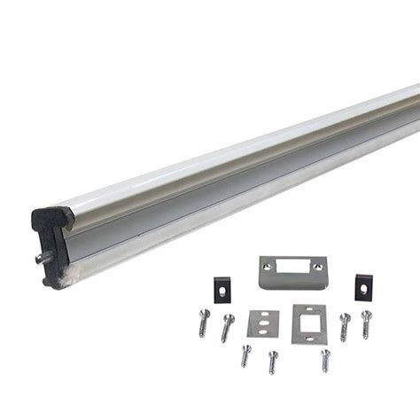 slide d m d building products 96 in white slide bolt astragal