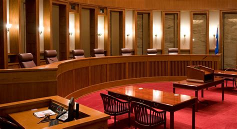 Supreme Court Room by Minnesota Supreme Court St Paul Mspace