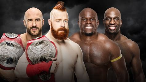match cards tag team template two tag team matches confirmed for elimination chamber