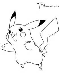 pikachu coloring pages pikachu coloring pages to and print for free