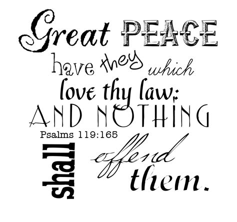 printable version of psalm 119 free printable scriptures printable scripture word art