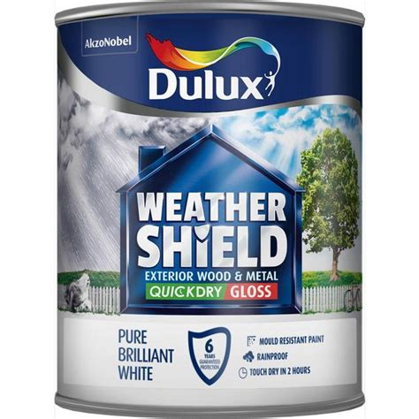 drying exterior paint dulux weathershield drying exterior gloss