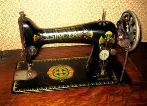 singer 327k semi heavy duty sewing machine sews