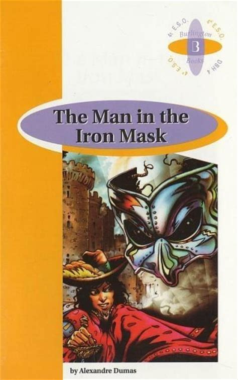libro the man in the the man the in the iron mask 4 186 eso alejandro dumas comprar libro en fnac es