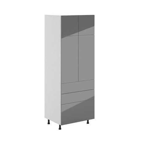 home depot pantry cabinet white eurostyle 30x83 5x24 5 in cordoba 3 pantry cabinet
