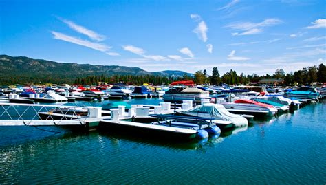 boat slip rental big bear lake pine knot marina your gateway to adventure at big bear lake