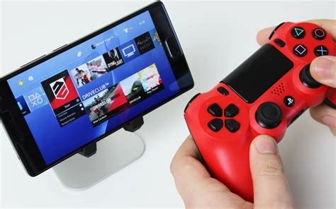 playstation for ps4 play your playstation 4 on android