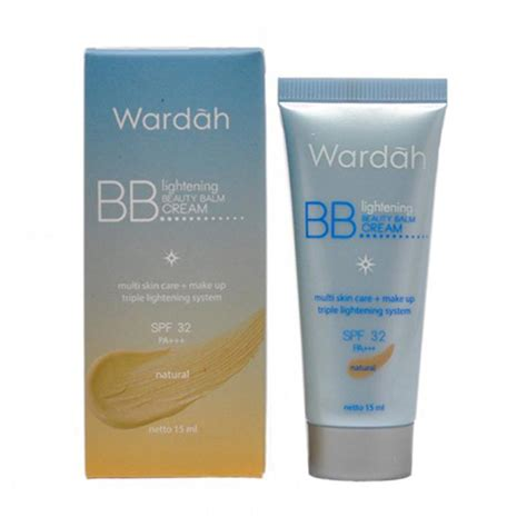 Harga Wardah Vit C Spray jual wardah lightening bb 15 ml