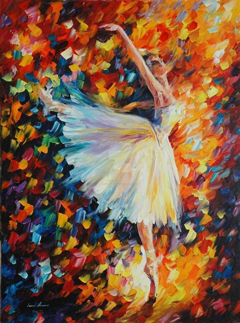 55 best images about painting ballet magic by leonid afremov by leonidafremov on deviantart