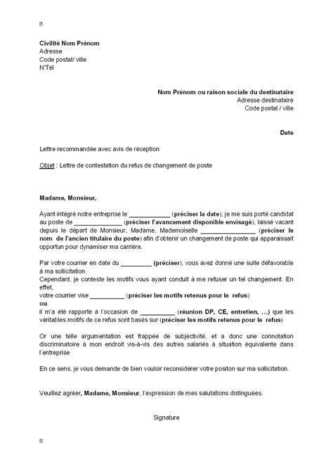 Exemple Lettre De Motivation Facteur Modele Lettre De Motivation La Poste