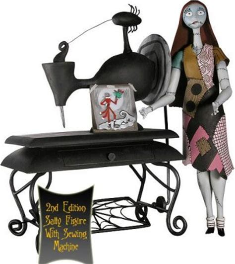 Sally Figure Tipe B sally figure with sewing machine from our nightmare before figures