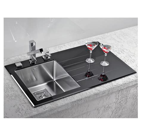 Alveus Sinks by Alveus Crystalix 10 Stainless Steel Sink Appliance House