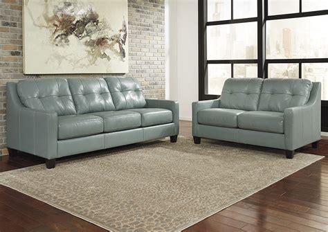 ashley o kean sofa brothers fine furniture o kean sky sofa loveseat