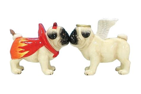 pug salt and pepper shakers 19 best ideas about shake it baby salt pepper on poodles the two and