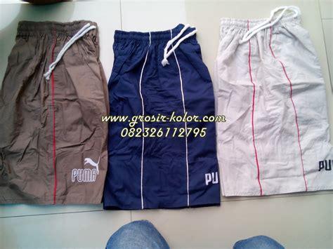 Harga Celana Kain Merk Cardinal celana kolor katun pendek 3 4 grosir kolor murah ud shifa
