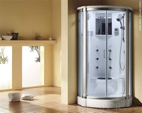 Corner Bath With Shower Enclosure steam shower enclosures walk in steam enclosure the
