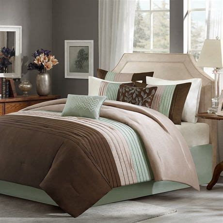 tradewinds 7 piece comforter set madison park tradewinds 7 piece comforter set