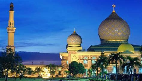 Al Xenza Distributor Di Kota Pekanbaru 10 masjid terindah di indonesia yang akan membuat anda terpesona tentik